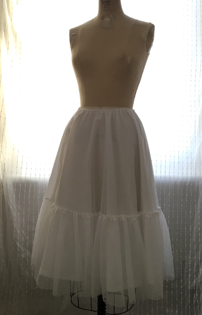 Beef Up Your Handmakes With Our Diy Petticoat By Hand London