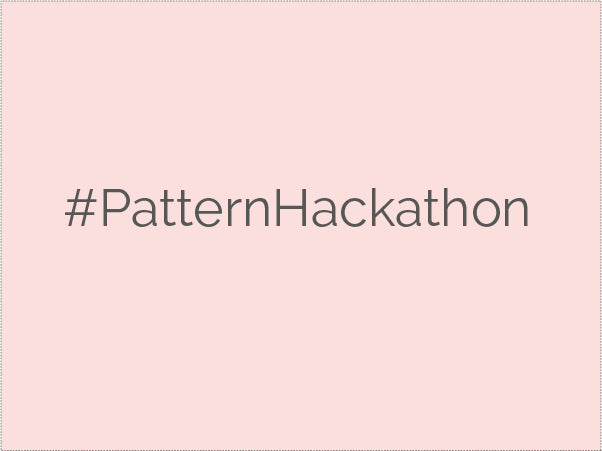 Competition time! #Patternhackathon