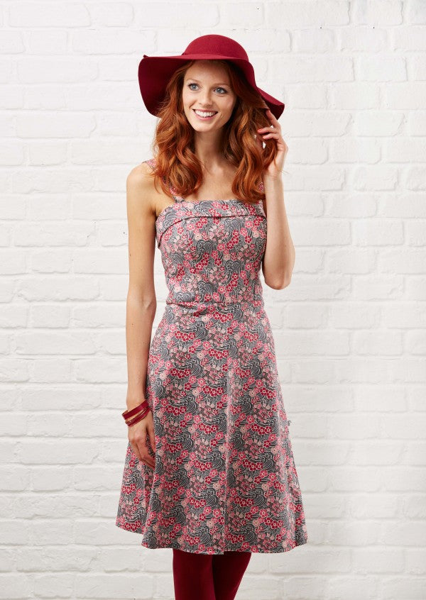 Introducing our latest pattern... The Charlie Dress!