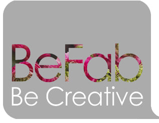 Custom printed fabric - be fab be creative