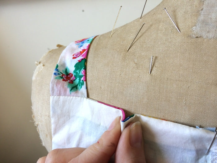 Flora Dress Sewalong #4: Fixing a gapey or tight back