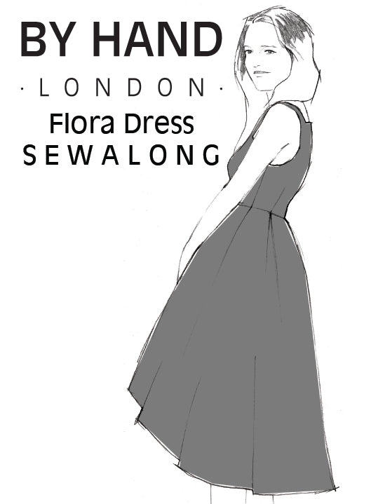 Flora Dress Sewalong #1: The world (of fabrics) is your oyster!