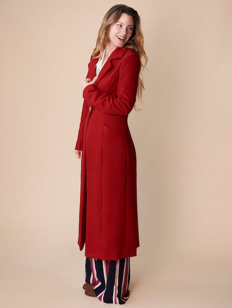 Rumana Coat - PDF Sewing Pattern