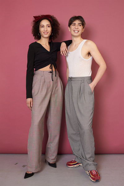 Jackie Trousers - PDF Sewing Pattern