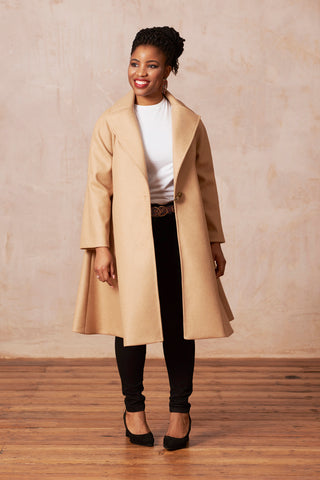Juliet Coat - PDF Sewing Pattern