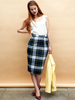 Charlotte Skirt - PDF sewing pattern