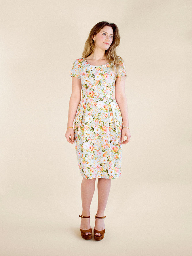 Elisalex Dress - PDF sewing pattern