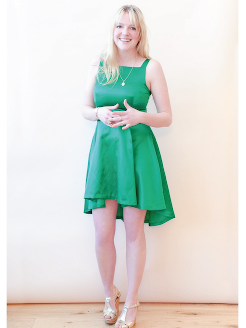 Flora Dress - PDF sewing pattern