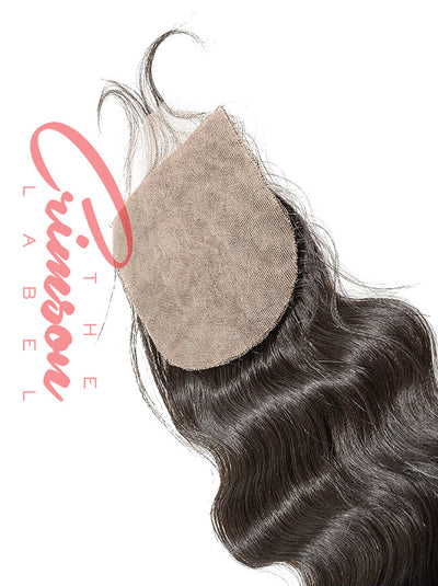 Brazilian Body Wave Silk Base Closure | Scarlett Collection
