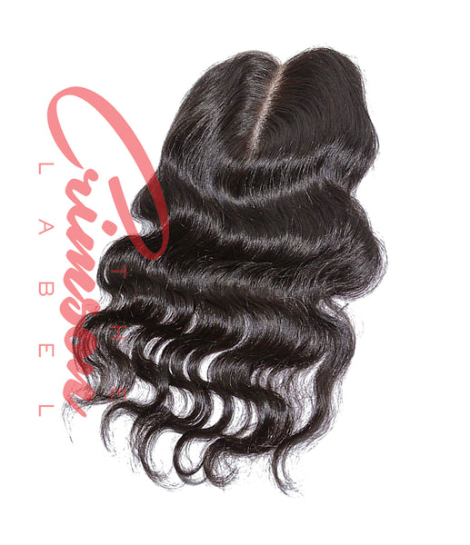 Indian Body Wave Lace Closure | Flame Collection
