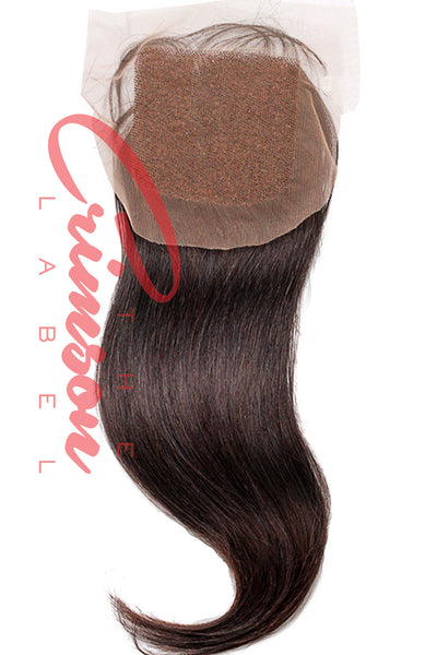 Brazilian Straight Lace Closure | Scarlett Collection