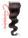 Brazilian Body Wave Lace Closure | Scarlett Collection