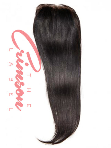 Indian Straight Lace Closure | Flame Collection