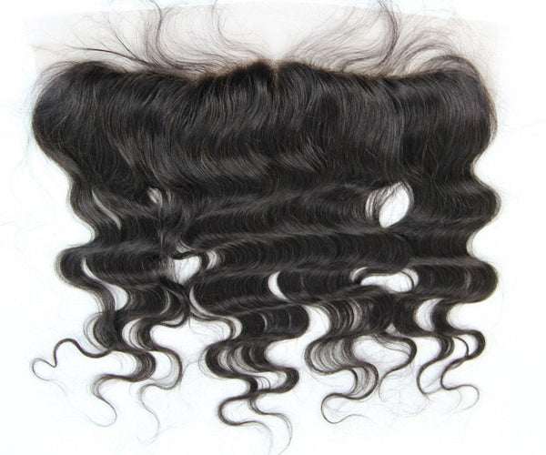 Wavy-Body Wave Lace Frontal 13x4