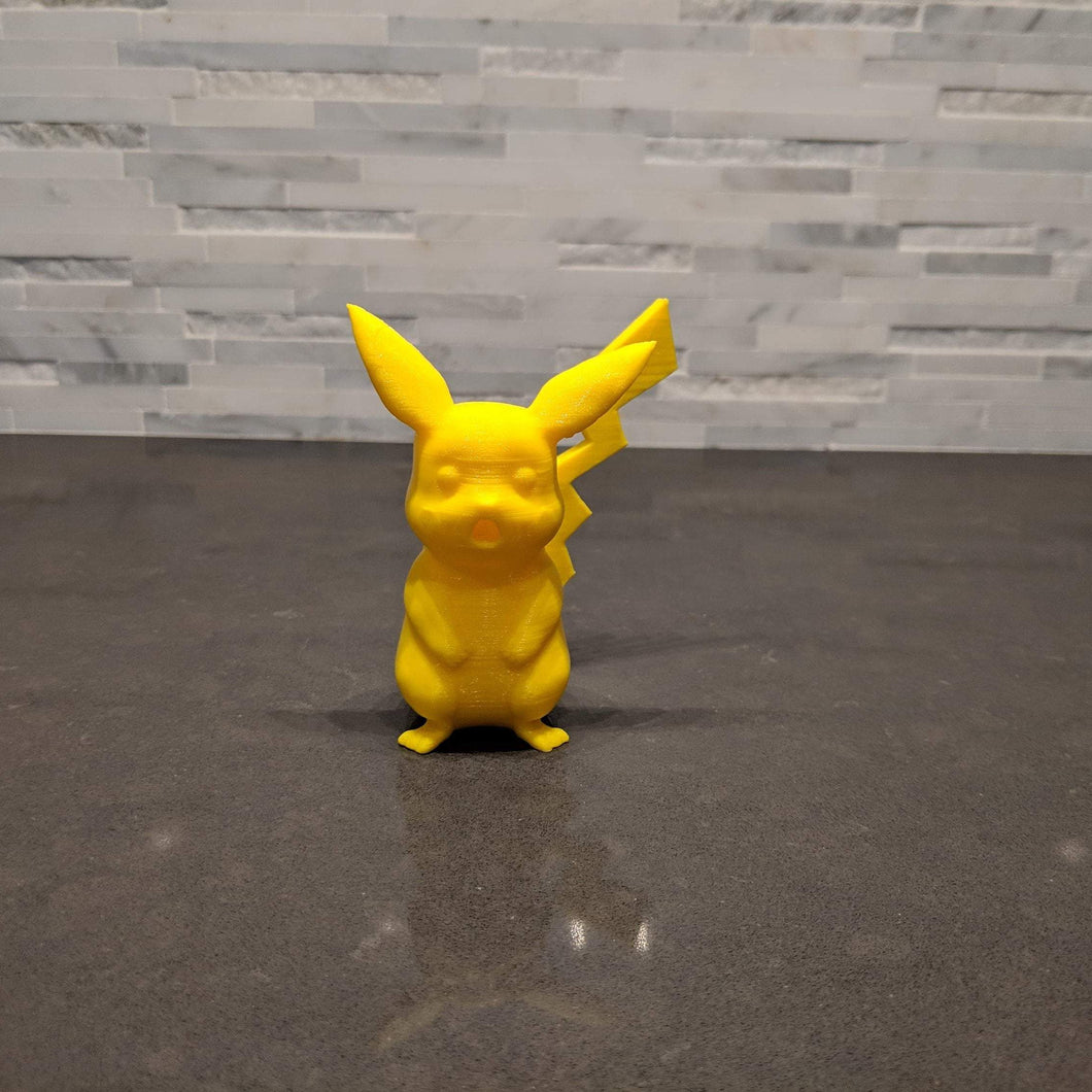 Surprised Pikachu Meme Figurine
