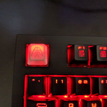Load image into Gallery viewer, Star Wars Darth Vader Keycap || For Mechanical Cherry MX switches ||