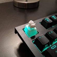 Load image into Gallery viewer, Bulbasaur Pokemon Keycap || For Mechanical Cherry MX switches || - Casual Chicken