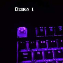 Load image into Gallery viewer, Gengar Pokemon Keycap || For Mechanical Cherry MX switches || - Casual Chicken