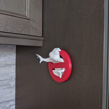Load image into Gallery viewer, Ghostbusters 3D Pop out Wall Art - Casual Chicken