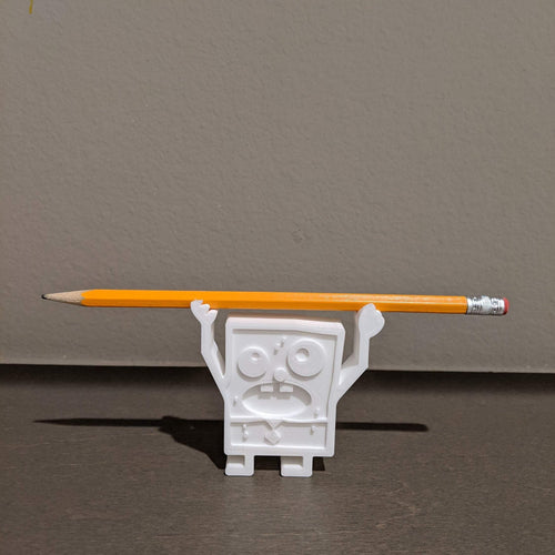 DoodleBob Pencil Holder / Pen Holder - Casual Chicken