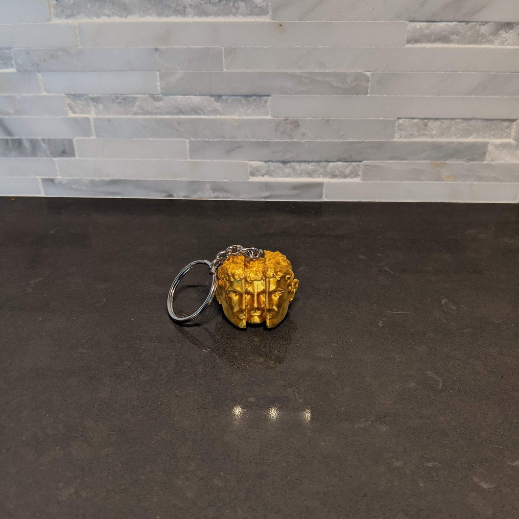 Chaos Orb Keychain / Ornament - Casual Chicken