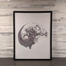 Load image into Gallery viewer, Life and Death || single one line pen drawing - Casual Chicken
