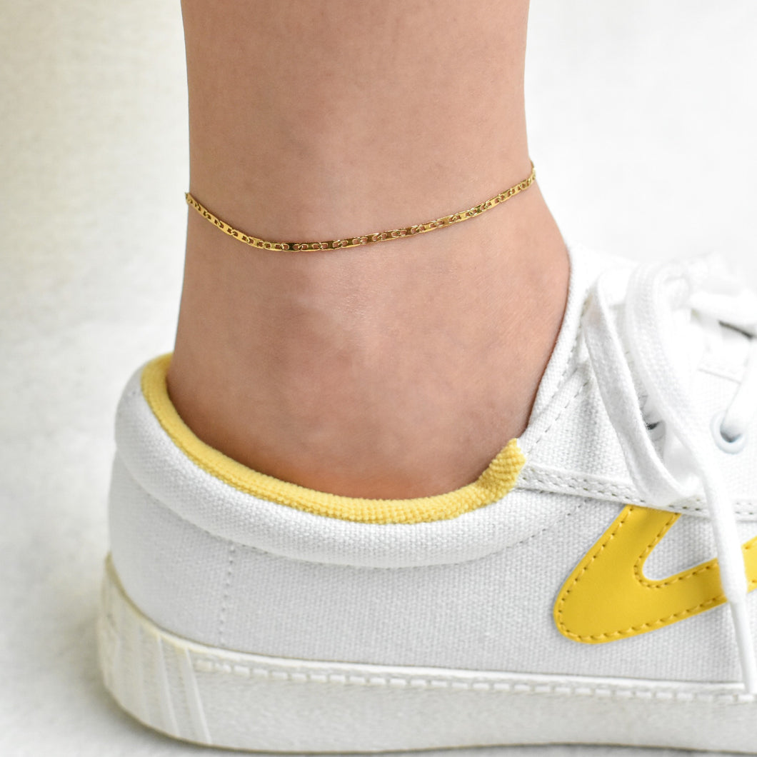 Sailor Chain Anklet