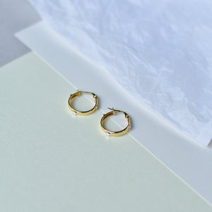 PREMIUM Thick Cartier Hoops