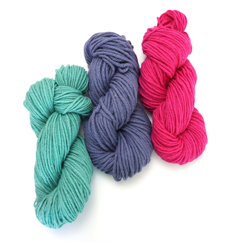 3 Ply Rug Wool Yarn for Punch Needle Rug Hooking