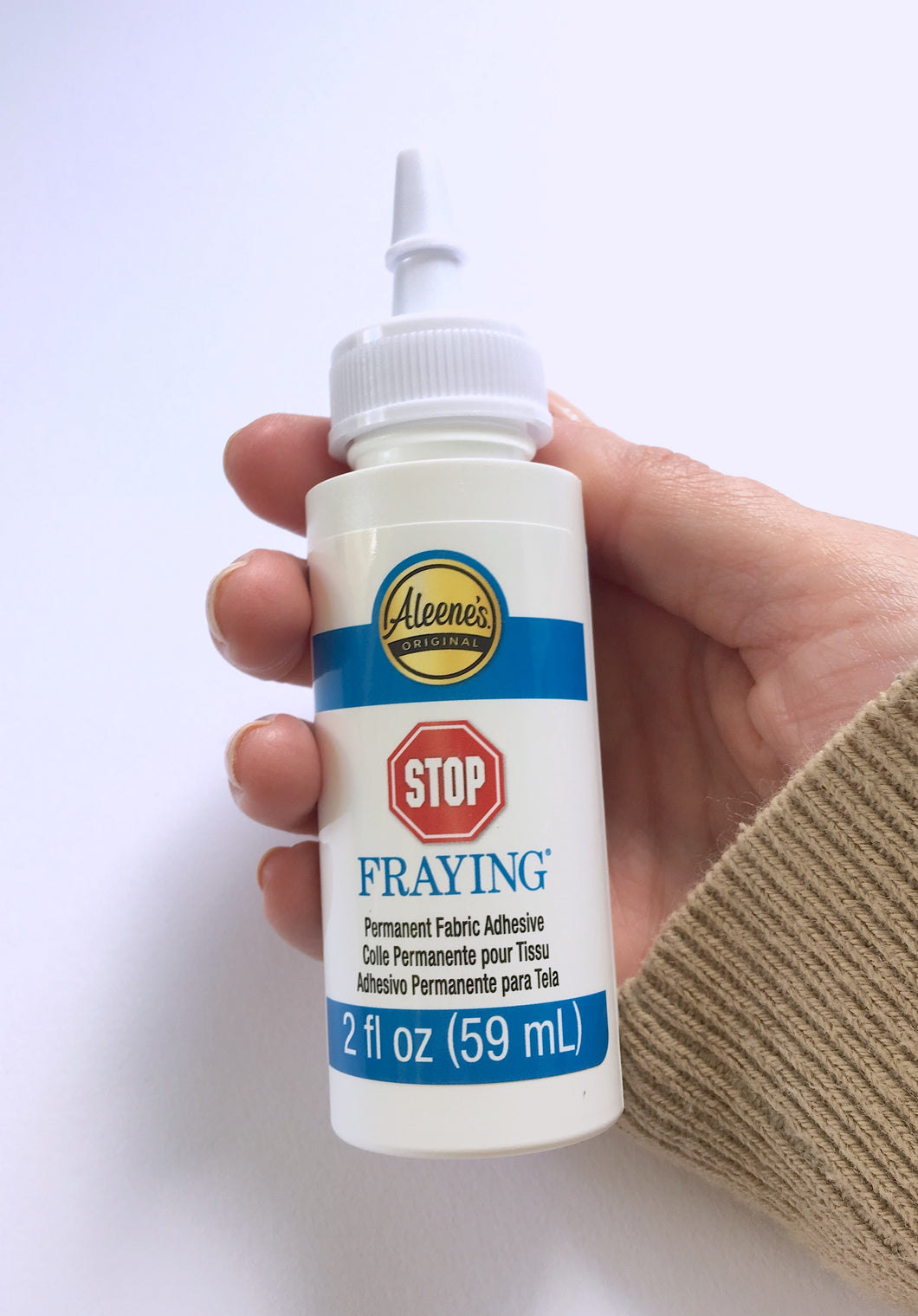 Stop Fray Glue