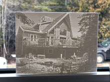Load image into Gallery viewer, Lithophane Photo - Custom 3D Printed Image - Made in Canada