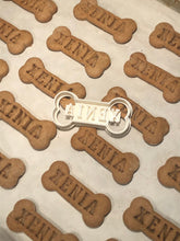 Load image into Gallery viewer, CUSTOM Dog Bone Treats Cookie Cutter - Made in Canada