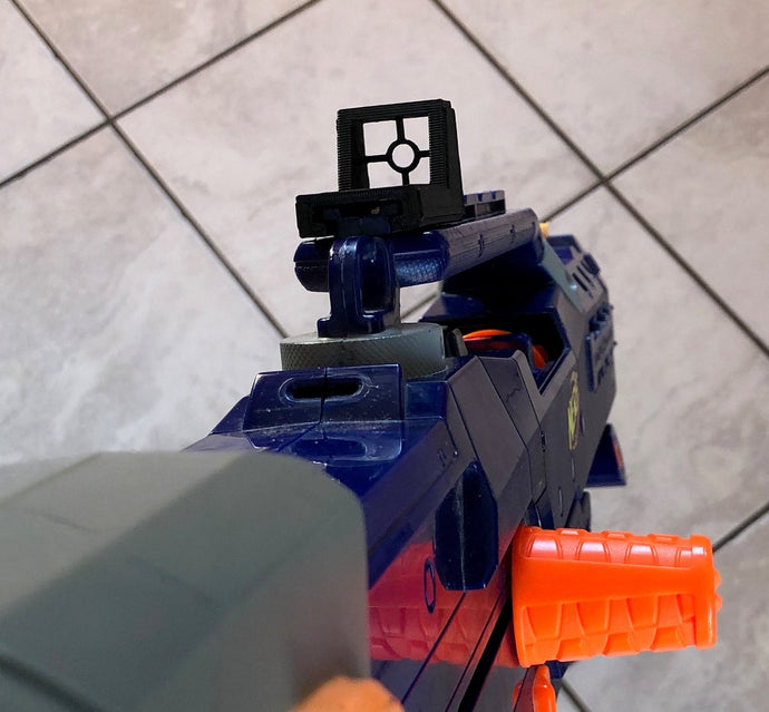 Toy Nerf Gun Sight - Many Colours Available - Made in Canada