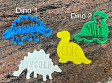 Load image into Gallery viewer, Colourful, Custom Children's Cookie Cutters - Made in Canada