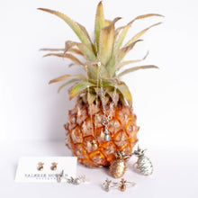 Load image into Gallery viewer, Tiny Pineapple Ring