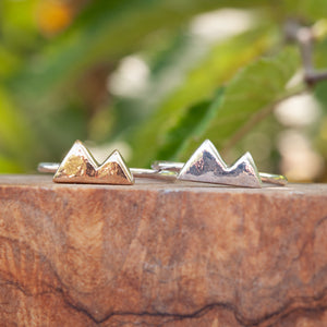 Tiny Mountains Ring