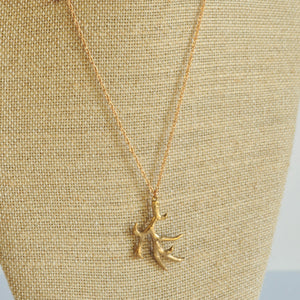 Long Antler Necklace