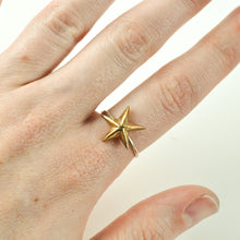 Load image into Gallery viewer, Nautical Star Ring