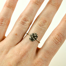 Load image into Gallery viewer, Tiny Pine Cone Ring