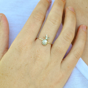 Tiny Pineapple Ring