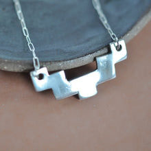 Load image into Gallery viewer, Geometric Southwestern Necklace