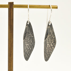 Large Cicada Wing Dangles