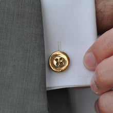 Load image into Gallery viewer, Button Cuff Links