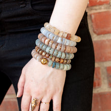 Load image into Gallery viewer, Golden Labradorite Beaded Bracelet