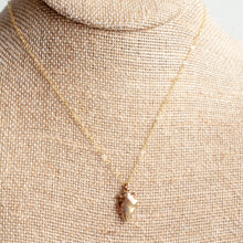 Load image into Gallery viewer, Petite Arrowhead Necklace