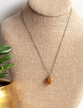 Load image into Gallery viewer, Pine Cone Necklace