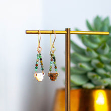 Load image into Gallery viewer, Petite Southwestern Earrings