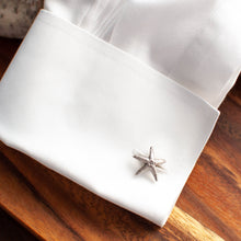 Load image into Gallery viewer, Starfish Cuff Link