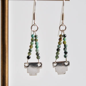Petite Southwestern Earrings