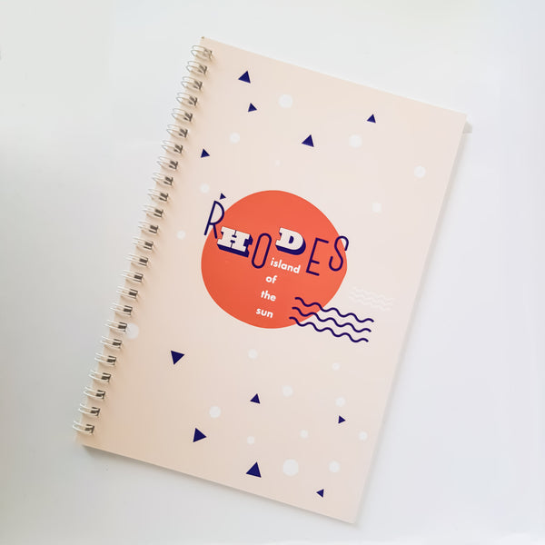 Island of the Sun Notebook